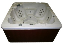 Coyote Spas Hot Tub Range by Arctic Spas London