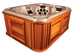 Arctic Spas - Hot Tubs Range by Arctic Spas London